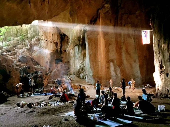 Taman Negara Cave
